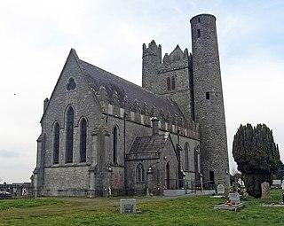 Lusk, Dublin Village in Leinster, Ireland