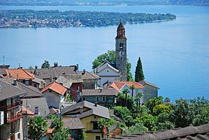 Ronco sopra Ascona - Ronco sopra Ascona village