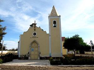 Church in Tombua, Namibe, Angola