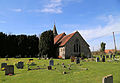 Church of St Michael, Leaden Roding, Essex, England - from the south-east.jpg