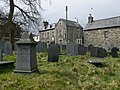 Churchyard, Penmachno Parish - geograph.org.uk - 756584.jpg