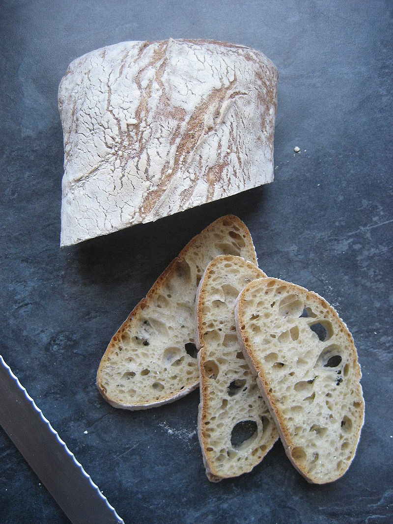 Ciabatta from wikipedia