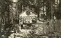 Cimitero di guerra di Pocol Cortina d'Ampezzo, scritta- Brillarono come stelle e si spensero nell'infinito.jpg
