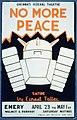"Cincinnati Federal Theatre (presents) ""No more peace"" (a) satire by Ernest Toller LCCN98517154.jpg"