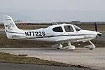 Cirrus SR22-GTS Turbo, Private JP7051637.jpg