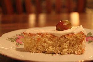Citron - citron torte