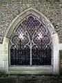 City of London Cemetery Columbarium south wing window 1.jpg