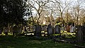 City of London Cemetery and Crematorium Dissenters Chapel from the east.jpg