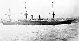 RMS City of Chester - Image: City of chester