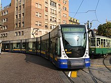 Tram a Torino (serie 6000 e serie 2500 storica)