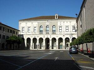 National Archaeological Museum of Cividale del Friuli - Image: Cividale, man, esterno, palazzo palladio