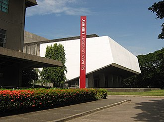Silliman University - The Claire Isabel McGill Luce Auditorium (built 1973–75) is named after the wife of Henry Luce III, elder son of Henry Luce who is the founder and editor-in-chief of Time magazine. Its construction was mainly funded by the Henry Luce Foundation.