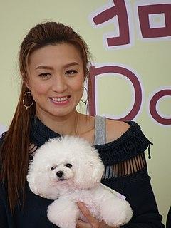 Claire Yiu Hong Kong actress