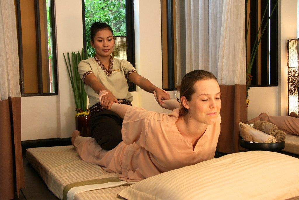 Classical Thai Massage