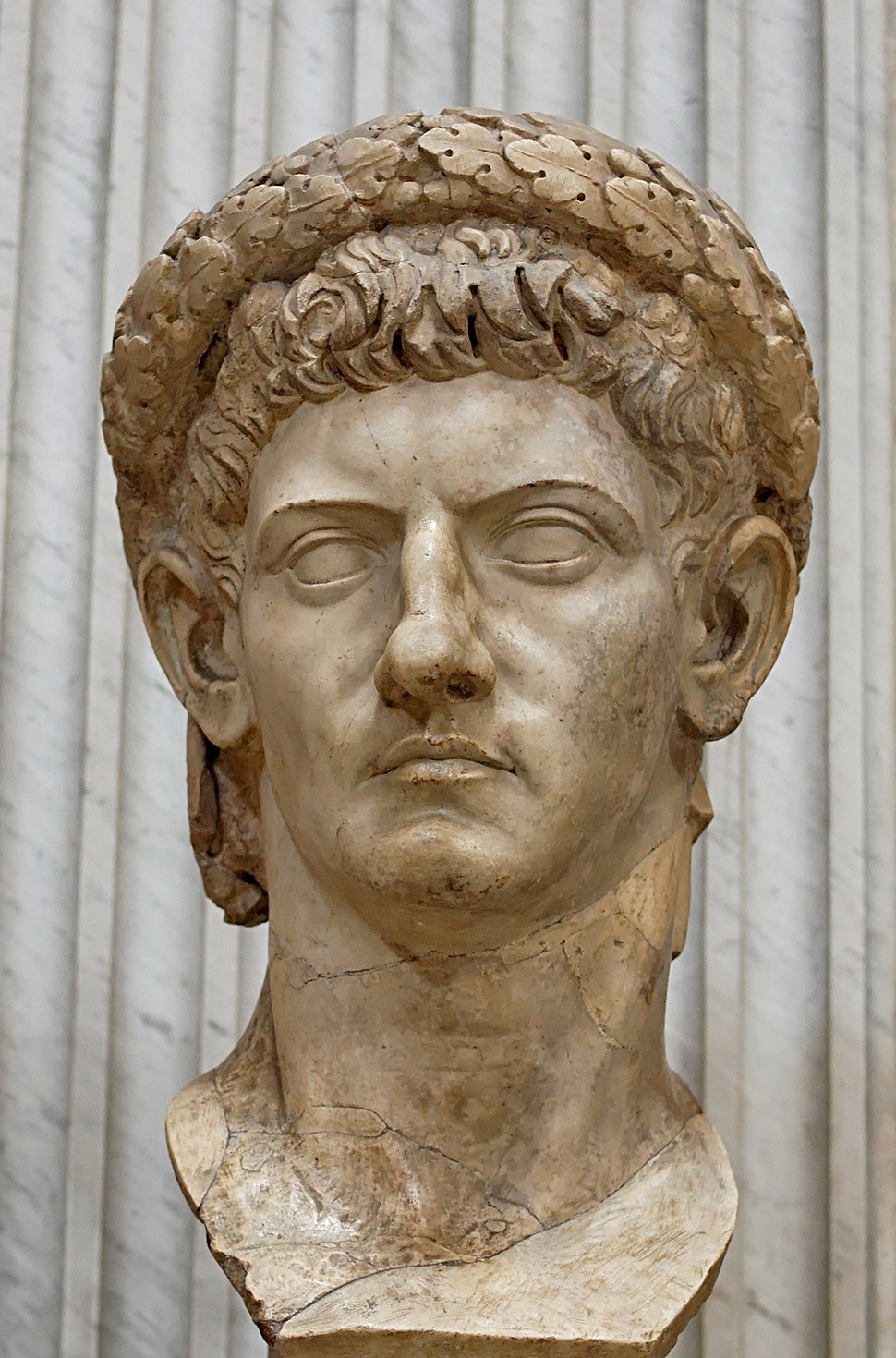 Claudius Pio-Clementino Inv243