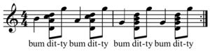 Clawhammer - Image: Clawhammer bum ditty
