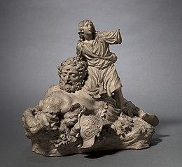 David Victorious over Goliath