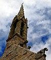 Clocher de pierre dans le ciel (9593896820).jpg