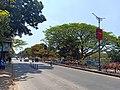 Clock Tower to Nehru Maidan Road in Mangalore.jpg
