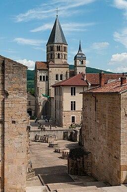 Cluny Abbey (7309874510)