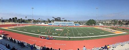 Coronado Island High School Football