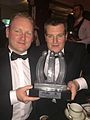 Co-Founders, Peter Coppinger and Daniel Mackey, pictured with Cork Company of the Year Award 2016 for best SME. .jpg