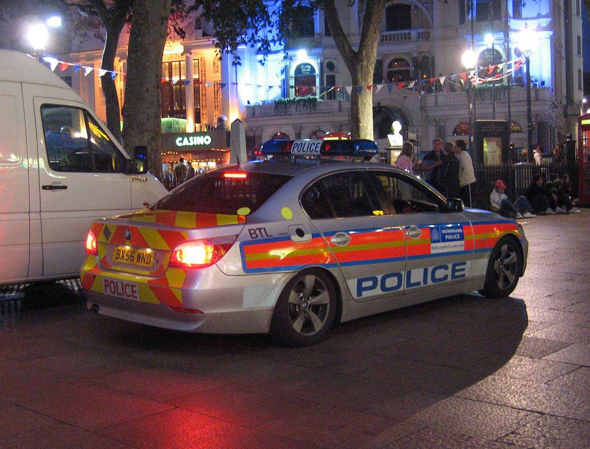 Armed response vehicle - Wikipedia