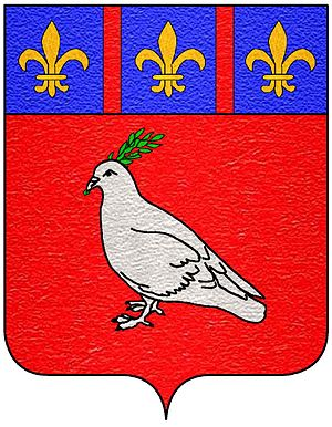 Pamphili family - Coat of arms of the Pamphili family.