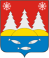 Coat of Arms of Toksovo (Leningrad oblast) (2006).png