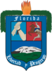 Escut de Departament de Florida