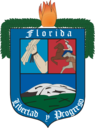 Coat of arms of Florida Department.png
