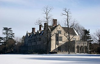 Oyster Bay (hamlet), New York - Coe Hall