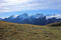 Col du Souchet, La Grave, Frankrijk (2356 m.) view Massif de la Meije.JPG