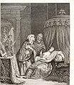 Collection de cent-vingt estampes, gravée d'après les tableaux and dessins qui composoient le cabinet de m. Poullain précédée d'un abrégé historique de la vie des auteurs qui la composent Cette suite (14592141819).jpg