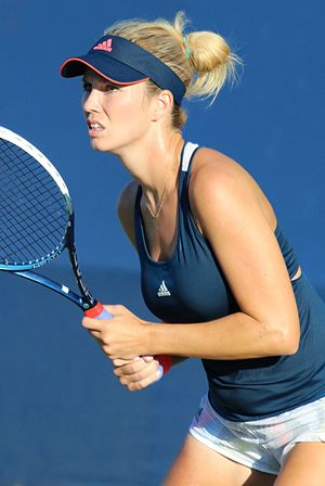 Danielle Collins - Collins at the 2016 US Open