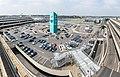 Cologne Bonn Airport - multi-storey car park P1 at terminal -99.jpg