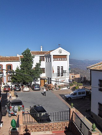 Comares - Comares town hall