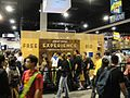 Comic-Con 2010 - Adult Swim booth (4875045206).jpg