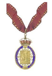 Order founded as an award for outstanding achievement