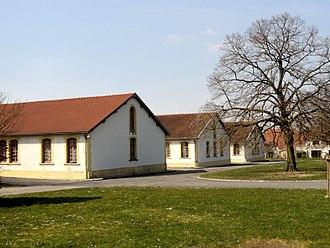 Royallieu-Compiègne internment camp - Current Day Barracks