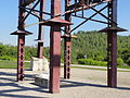 Condé-sur-l'Escaut - Fosse Ledoux des mines d'Anzin, puits n° 1 (52).JPG