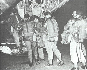 Immediate Reaction Cell - Image: Congo Crisis Belgians at Kamina