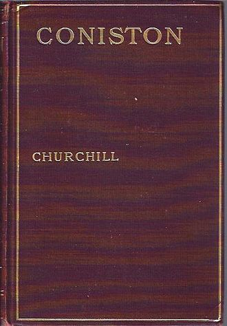 Coniston (novel) - Image: Coniston (1906)