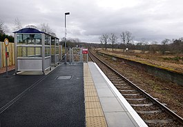 Conon Bridge station - geograph.org.uk - 3324667.jpg