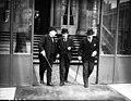 Conseil des Ministres à l'Elysée - de gauche à droite - Dior, Briand, Daniel Vincent - (photographie de presse) - Agence Meurisse.jpg