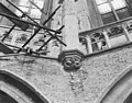 Consolebeeld in koor boven pijler 12 - Amsterdam - 20013096 - RCE.jpg