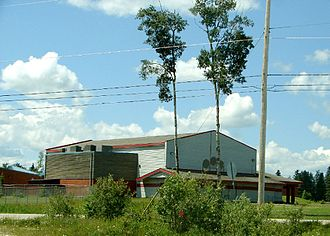Constance Lake First Nation - Constance Lake Community Building