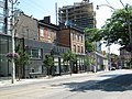 Construction at NW corner of King and Parliament, 2012 06 29 -d.jpg