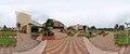 Convention Centre Complex - 360 Degree Equirectangular View - Science City - Kolkata 2015-07-17 9266-9272.tif