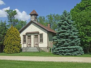 Cooksville, Wisconsin - Image: Cooksville, Wisconsin